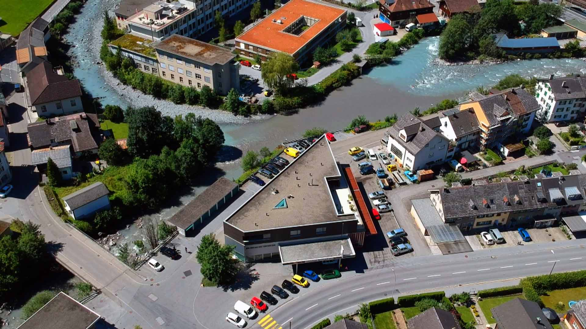 Imagefilm und weitere Filmprojekte für die Garage Müller AG