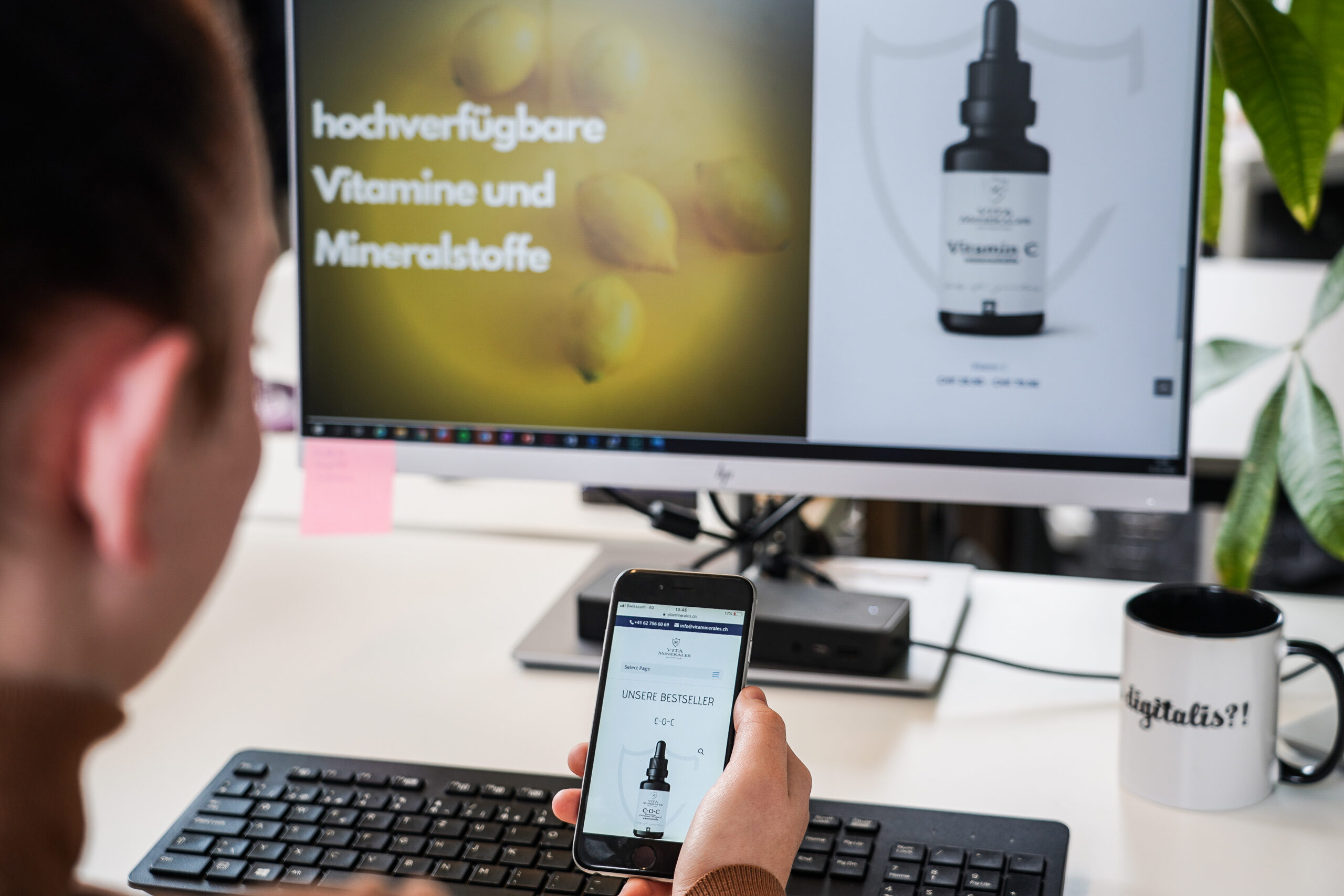 Synergetics wird Marketinpartner für Vitaminerales